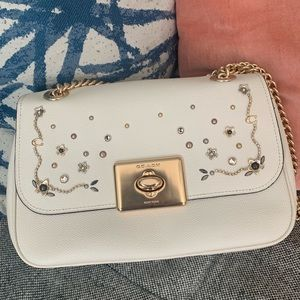 Coach Cassidy Crossbody with Stardust Rivets